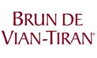 Surmatelas Brun de Vian Tiran