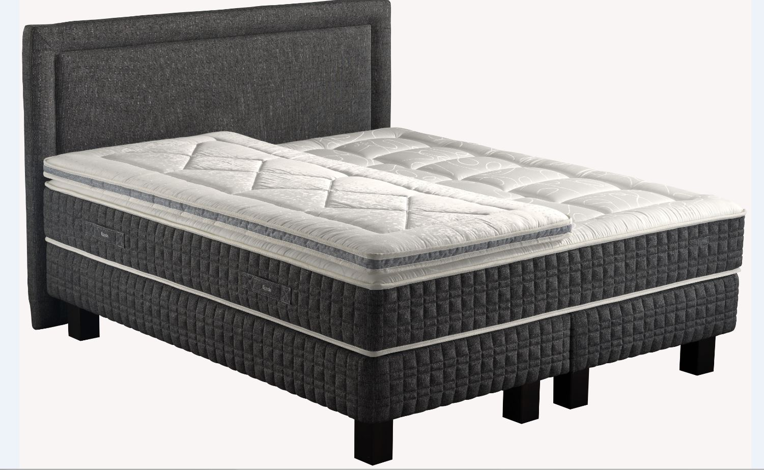 literie haut de gamme simmons lit et matelas haut de. Black Bedroom Furniture Sets. Home Design Ideas