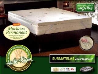 Surmatelas FRANCE BIOTEX