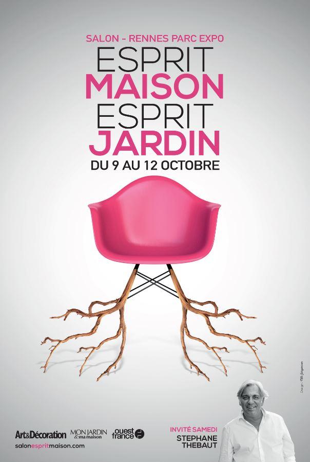 Salon esprit maison 2015 du 9 au 12 octobre 2015 for Salon parc expo rennes