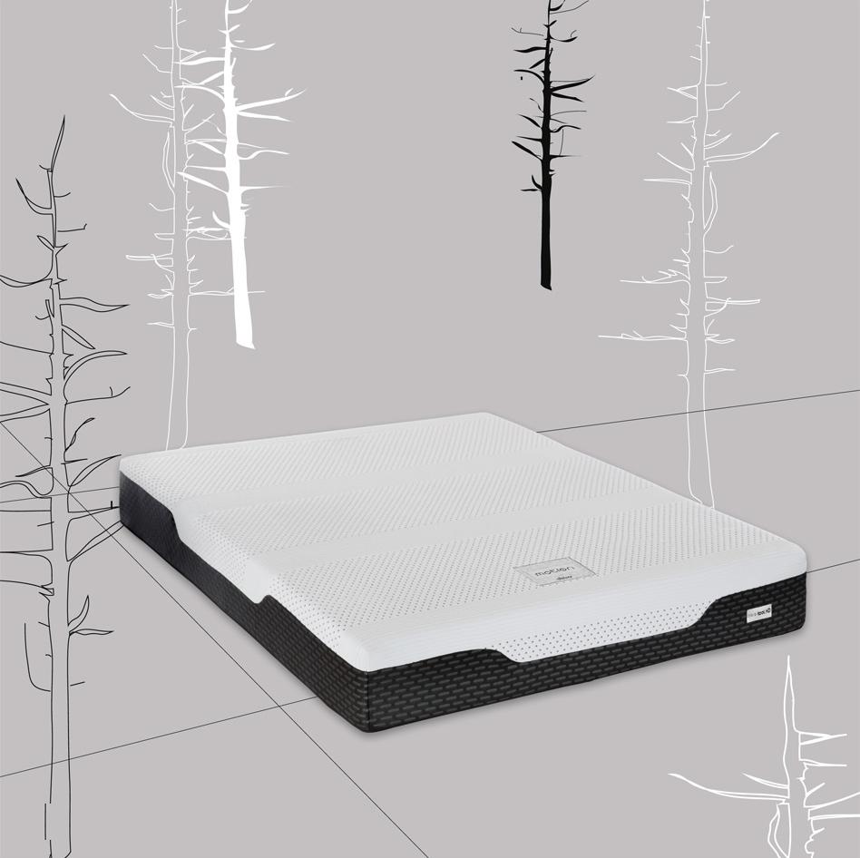 matelas m moire de forme move cool hd time for bedding. Black Bedroom Furniture Sets. Home Design Ideas