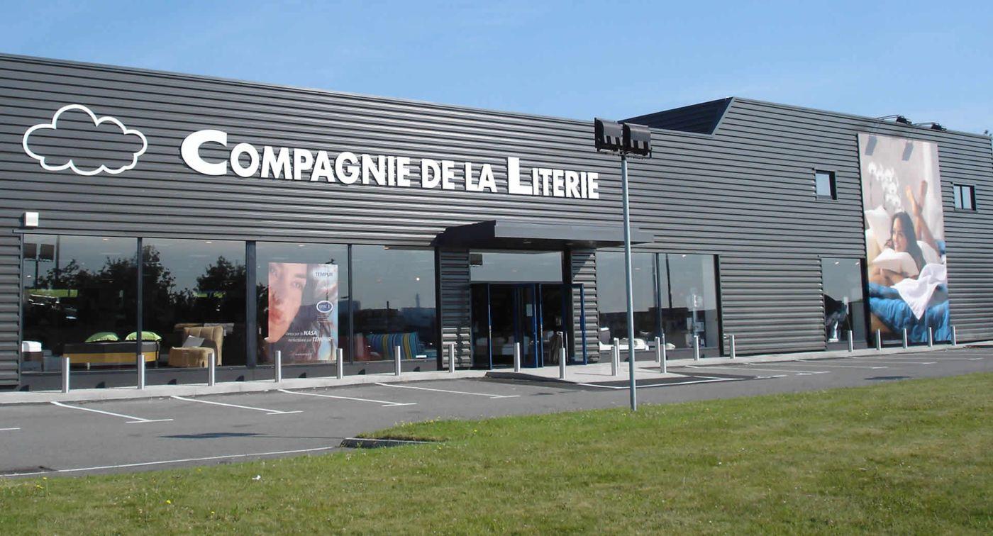 Magasin de literie sur Rennes (Bretagne) : lit, matelas, sommier