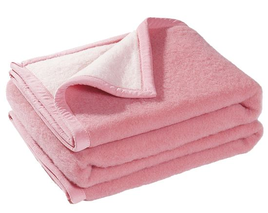 couverture provence linge de lit couverture en laine provence brun de vian tiran - Couverture Lit